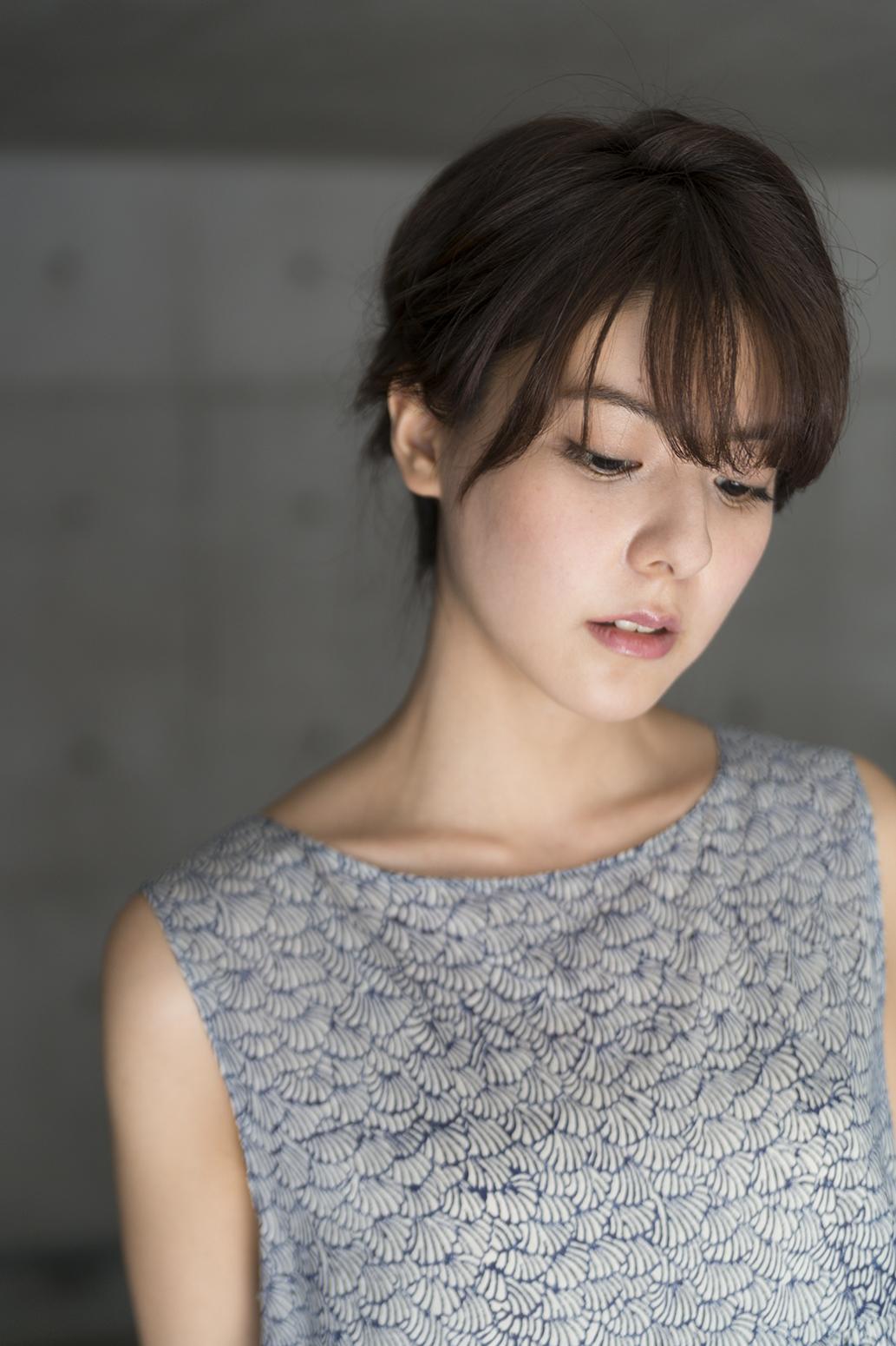Zoomic Model Talks Vol 2 2015 Mina Fujii Unofficial